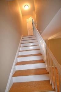 Lit Stairways